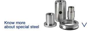 Know more about special steel